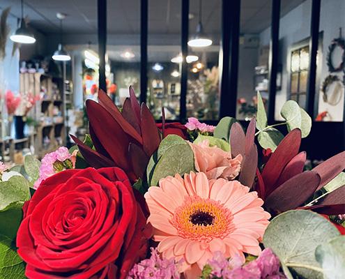 L'atelier en fleur